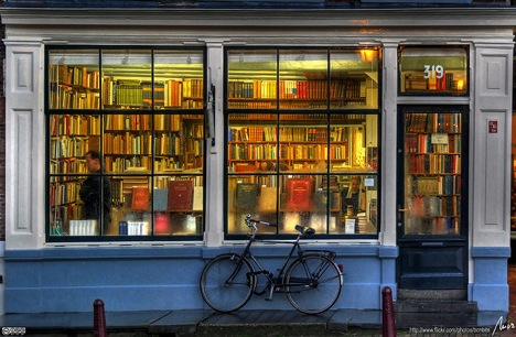Book-Store-Front
