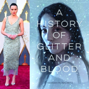 Daisy Riddly History of Glitter and Blood