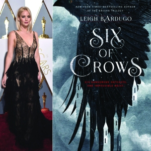 Jennifer Lawrence Six of Crows